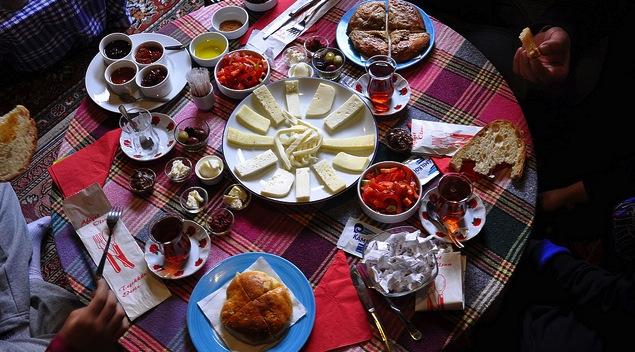 Cumalıkızık Köy Kahvaltısı