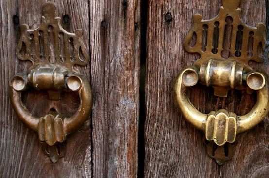 Osmanlı Motifli Kapı