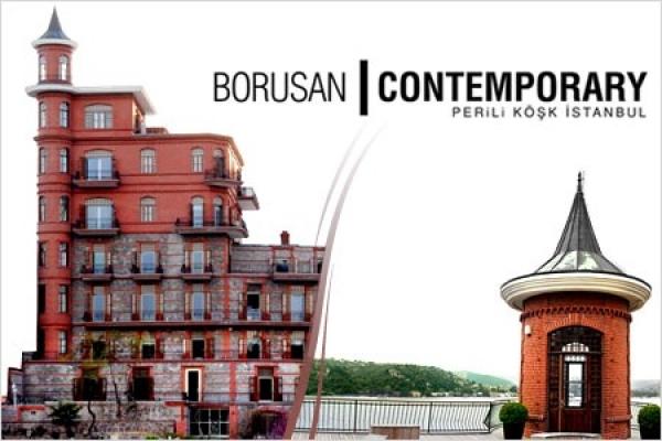 Borusan Contemporary (Perili Köşk)