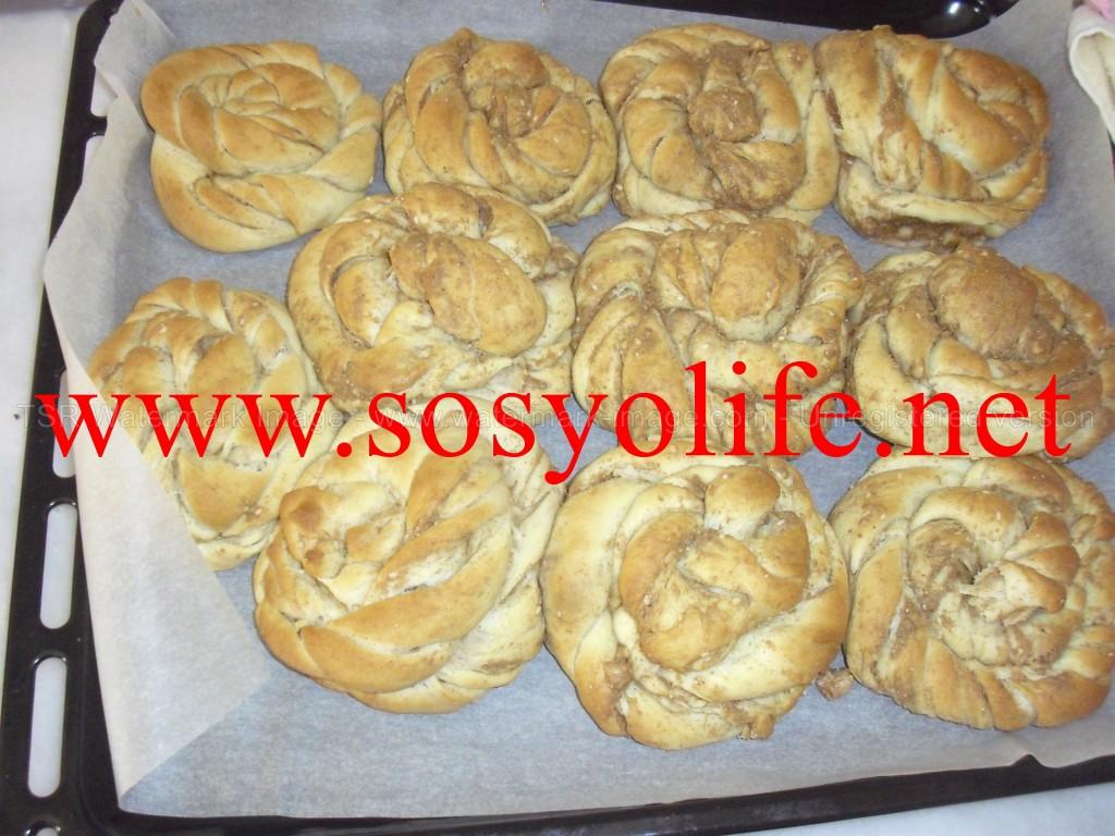 Haşhaşlı Çörek-15
