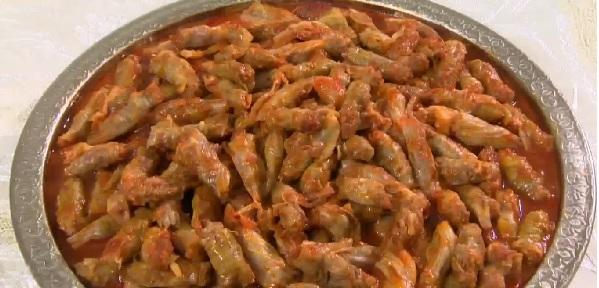 Mutfağım Bitlis Turşulu Dolma