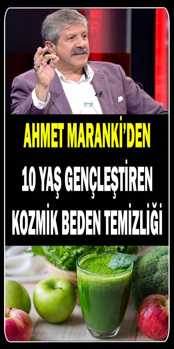 Ahmet Maranki Kozmik Beden Temizliği