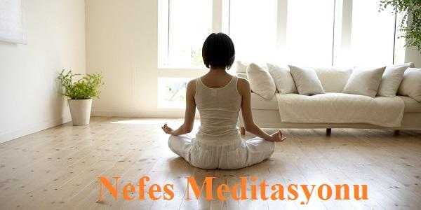 Nefes Meditasyonu