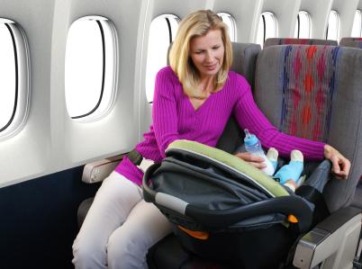 bebekle uçak yolcuğunda dikkat edilmesi gerekenler