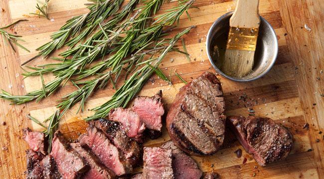 Biftek ve Biberiye