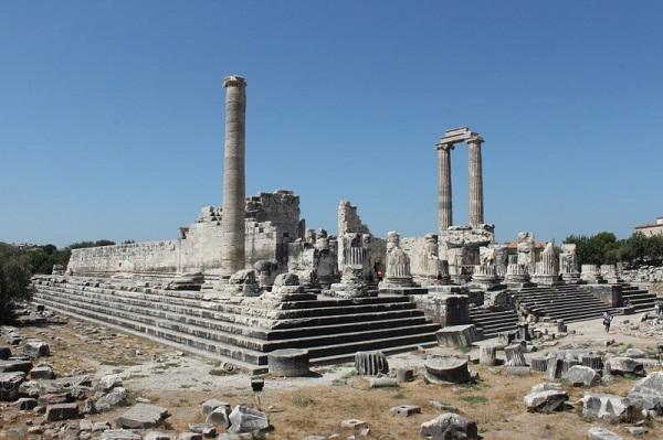 Apollon Tapınağı (Didim Antik Kenti)