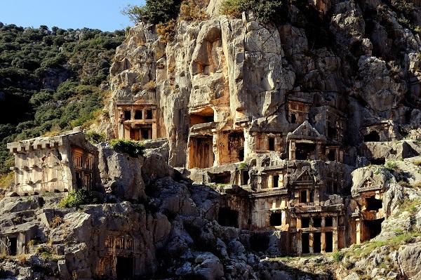 Myra Antik Kenti (Demre-Antalya)