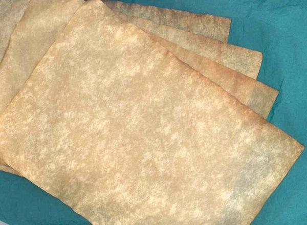 Parşömen kağıdı