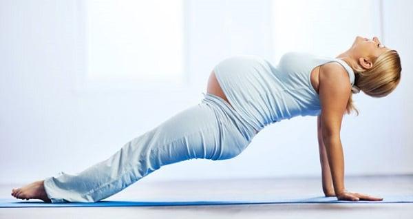 Hamilelikte Yoga Hareketleri