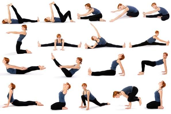 Temel Yoga Hareketleri