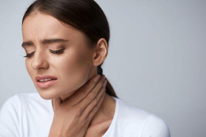 boğaz ağrısı için gargara tarifi
