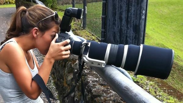 kuş fotoğrafçılığı aksesuarları