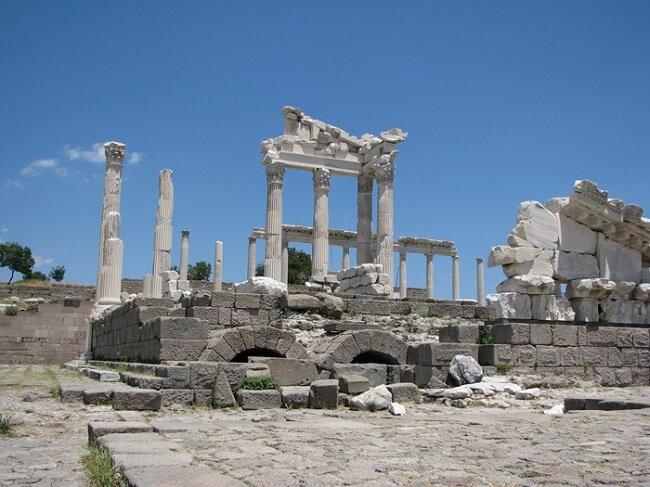Bergama Akropolis