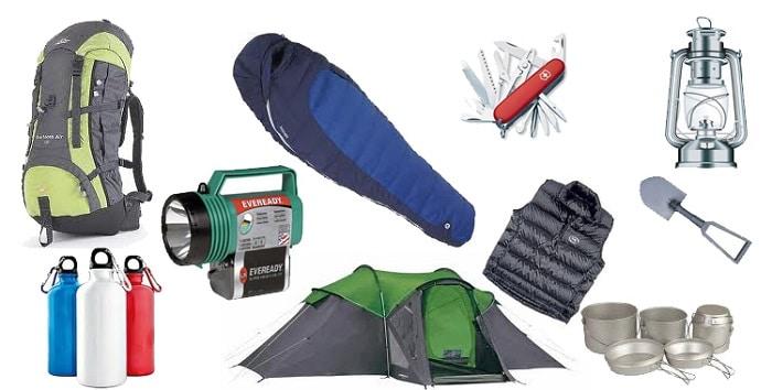 kamp yaparken yanımıza neler almalıyız