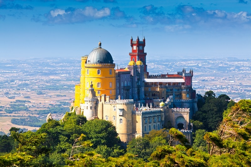 Lizbon Kalesi