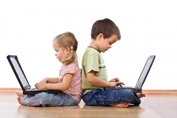 teknolojinin cocuklara etkileri