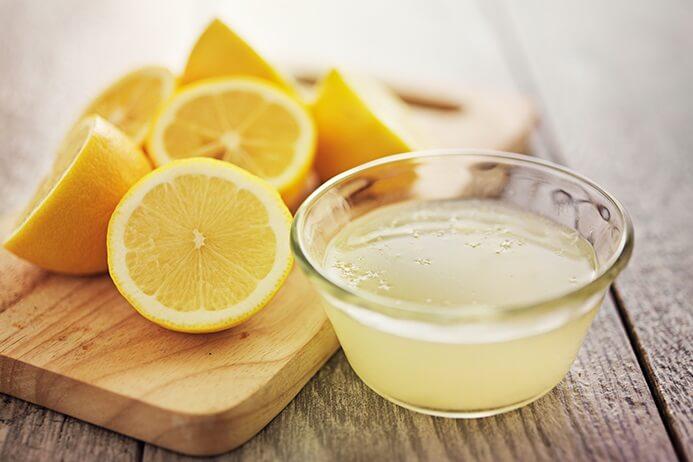 kahvaltıdan önce limonlu su içmek