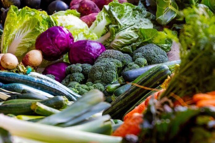 magnezyum bakımından zengin sebzeler