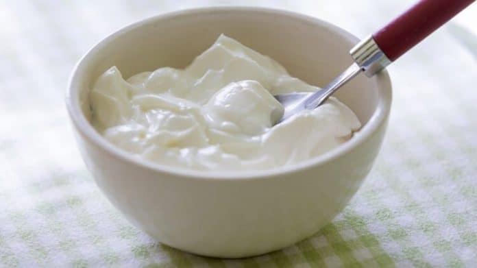 yatmadan önce yoğurt yemek