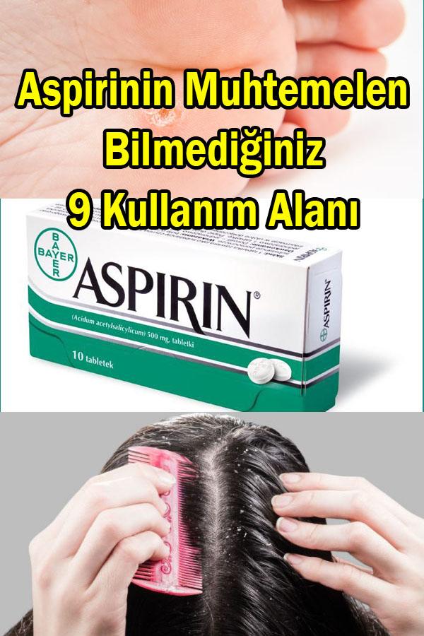 Aspirinin faydaları