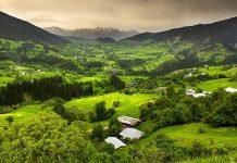 dünyanın en güzel manzaraları