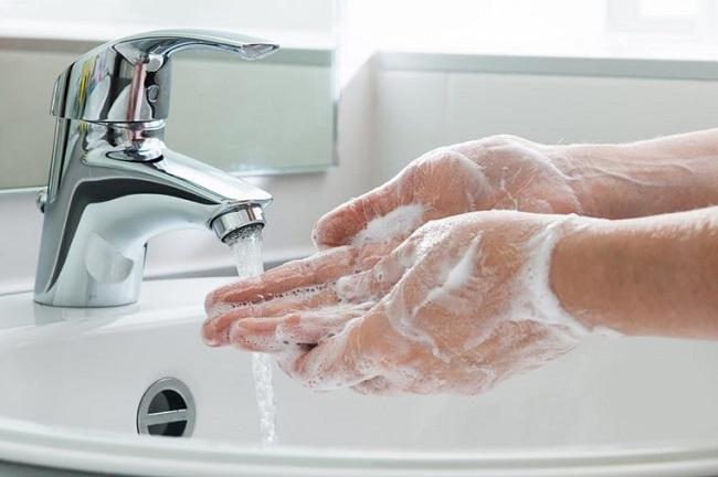elleri yeterince yıkamamak