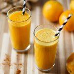 Karaciğer Temizliği İçin Nane+Portakal+Limon Kürü