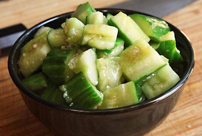 yüksek tansiyonu düşüren sarımsak ve salatalık