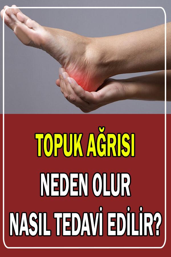 topuk ağrısı neden olur ne iyi gelir