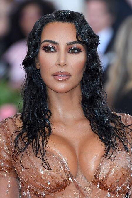 Islak Görünen Saç Modeli