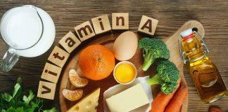a vitamini açısından en zengin besinler